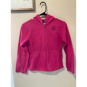 The North Face Girl's Zip Up Jacket